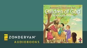 archbishop desmond tutu children of god storybook bible