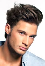 men haircut with short sides hairstyles men