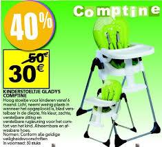 chaise haute b b auchan auchan ronq promotion kinderstoeltje gladys comptine comptine