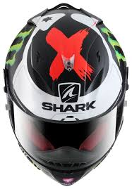 shark motocross helmets shark race r pro lorenzo replica helmet cycle gear