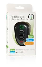 amazon com european usb adapter by yubi power foldable universal