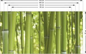 badezimmer bambus graz design 991000 110x57 sichtschutz fensterfolie
