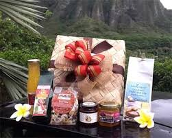 chagne gift basket hawaiian breakfast basket our finest quality hawaiian gourmet