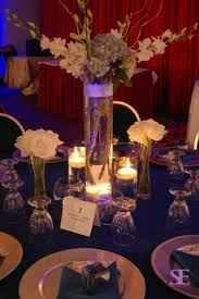 25th Wedding Anniversary Table Centerpieces by Silver Table Banquet Roll 100ft 25th Wedding Anniversary Party