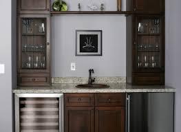 bar wet bar cabinets for home compelling wet bar shelves