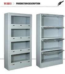 bookcase file cabinet combo with lateral oxford drawers design