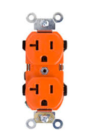 orange electrical outlets what do they do scott spyrka