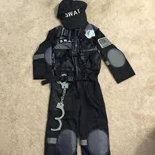 Swat Team Halloween Costume Team Halloween Costume Size 3 4yrs Sale