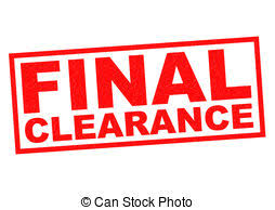 stock illustration of stock clearance sale winter or summer