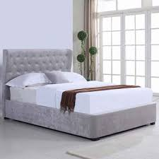 Grey Ottoman Bed Ottoman Beds Storage Beds Cuckooland