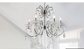 Cheap Bedroom Chandeliers European Simple Crystal Lamp Chandelier Bedroom Lamp Lighting