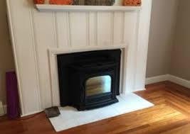 harman accentra 52i pellet stove insert in pomfret center ct