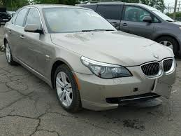 2009 bmw 528xi auto auction ended on vin wbanv135x9c156320 2009 bmw 528xi in il
