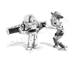 toy story pencil drawing etsy 13 20 drawings