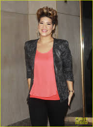 tessanne chin new hairstyle voice winner tessanne chin my dream is a grammy winning album