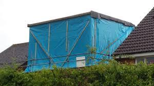 Timber Dormer Construction Diary Of A London Loft Conversion