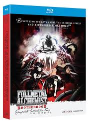 fullmetal alchemist amazon com fullmetal alchemist brotherhood complete collection