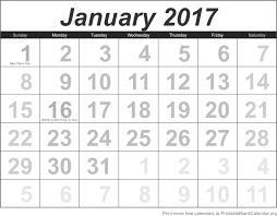 black friday calendar amazon 11 x 17 calendar january 2017 calendar template january calendar