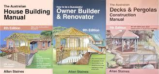 australian house building owner builder renovator decks u0026 pergolas