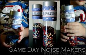 noise makers turn a recycled water bottle into a day noise maker