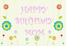 card invitation design ideas mom birthday card flowers and