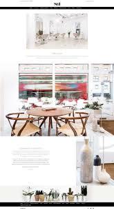salon cuisine am icaine stil salon gets a chic scandi style makeover studio caine