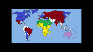 Map Of Russia And China by World War 3 Nato Vs Russia And Allies Hd 1080p Youtube