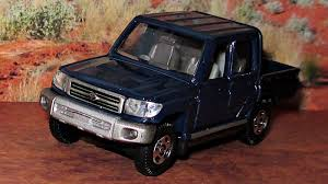 tomica toyota hilux new tomica land cruiser has arrived