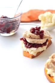 thanksgiving leftover sweet potato toast bits of