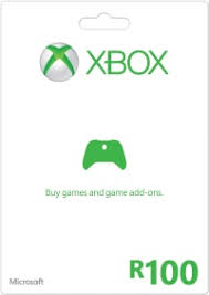 xbox live gift cards r100 xbox live gift card digital email delivery prepaidgamer