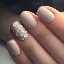 Nail Art Nail Polish Designs 25 Best Neutral Nail Designs Ideas On Pinterest Neutral Gel