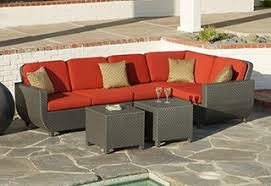 Patio Furniture Couch by Patio Furniture Collections Costco