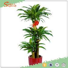 120 cm high quality artificial dracaena fragrans massangeana plant
