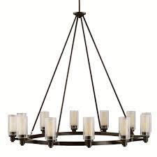 Kichler Lighting Chandelier Kichler 2347oz 12 Light Chandelier