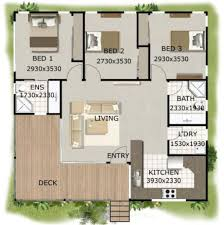 3 bedroom home design plans 175 m2 4 bedroom house plans narrow