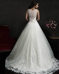 vestido de noiva renda vintage lace princess wedding dress 2016