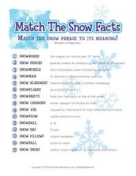 free printable thanksgiving trivia craftdrawer crafts free printable winter game match the snow