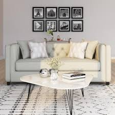 Glam Coffee Table by Living Rooms U2014 Shop By Room At The Home Depot