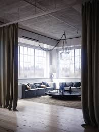 tribeca loft lofts room and curtain divider