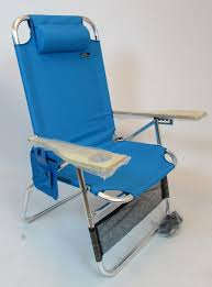 Copa Beach Chair 4 Position Big Papa Aluminum Chair With Pillow By Jgr Copa