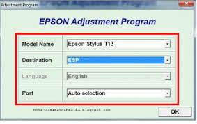 epson t13 resetter adjustment program free download resetter epson t13x free download resetter printers
