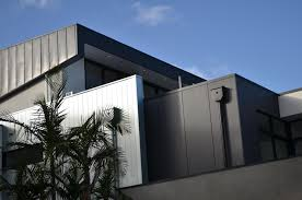 interlocking panel colorbond design cladding house