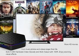 sunvell t95z plus tv box amlogic s912 octa core 2g 16g 55 99
