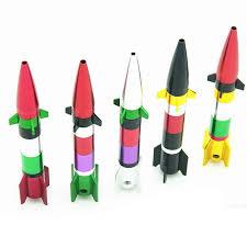 portable bureau de tabac courage gros missile coloré bullet stylo tuyau en métal en aluminium