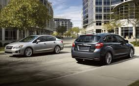 grey subaru we hear subaru moving impreza production to indiana in 2016