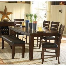 Butterfly Leaf Dining Room Table Ameillia Dining Room Set With Butterfly Leaf Homelegance