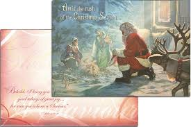 santa kneeling at the manger does santa visit your home twinning attitude