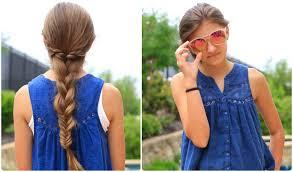 twist combo braid cute girls hairstyles youtube