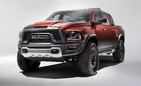 Dodge Ram Hellcat - the 2018 ram rebel is a car worth waiting for feature car and