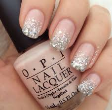 glitter gel nails design google search nails pinterest
